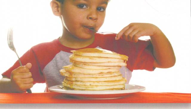 pancake day photo