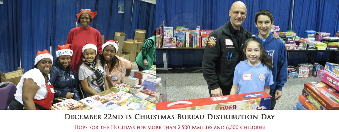 Salvation Army Christmas Bureau