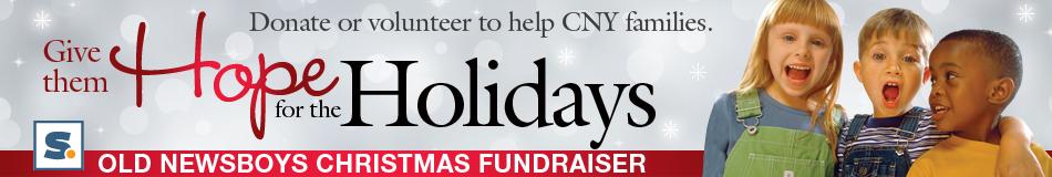 Old Newsboys Christmas Fundraiser