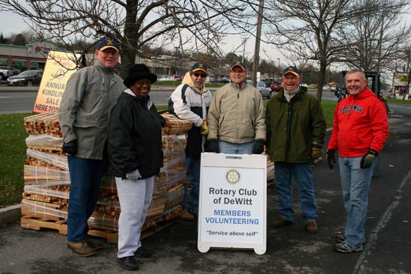 Dewitt Rotary Kindling Wood Sale
